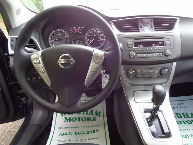 2013 Nissan Sentra SV 4dr Sedan - Florence SC