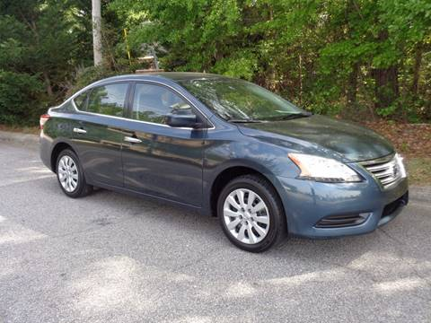 2013 Nissan Sentra for sale in Florence, SC