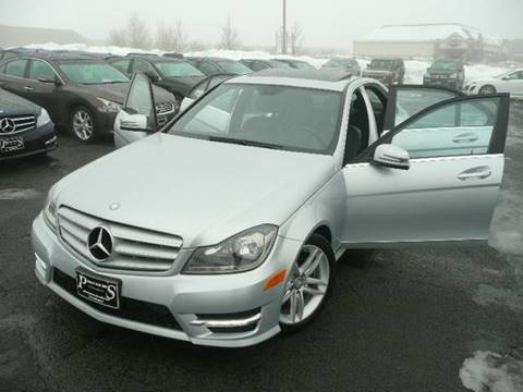 2012 Mercedes-Benz C-Class for sale in Osseo, MN
