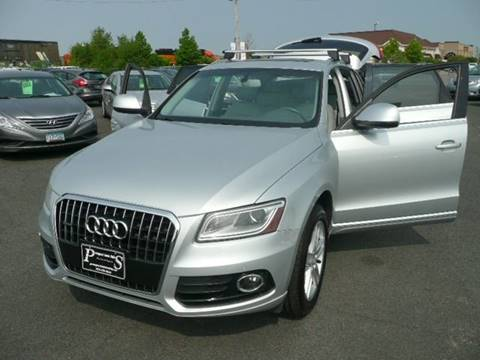 2013 Audi Q5 for sale in Osseo, MN