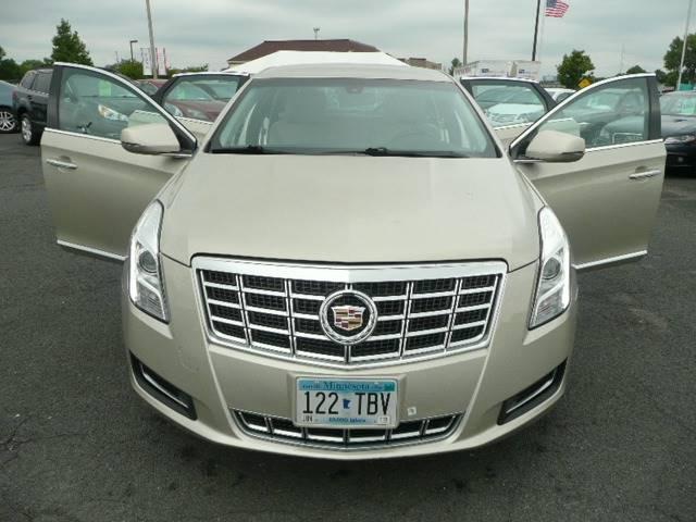 2013 Cadillac Xts 3 6L V6 4dr Sedan In Osseo MN - Prospect