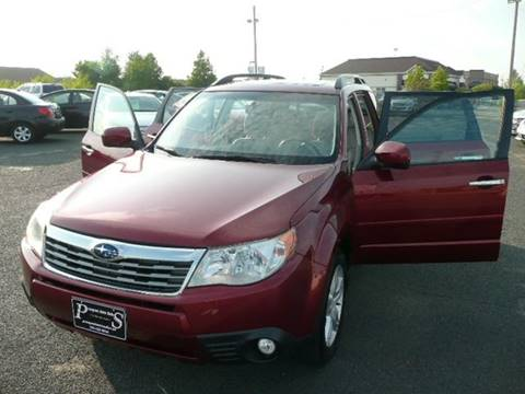 2010 Subaru Forester for sale in Osseo, MN