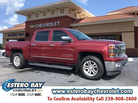 2015 Chevrolet Silverado 1500 for sale in Estero FL