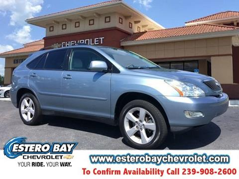 2007 Lexus RX 350 for sale in Estero FL