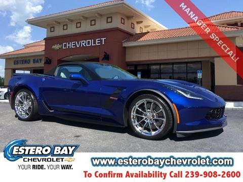 2017 Chevrolet Corvette for sale in Estero FL