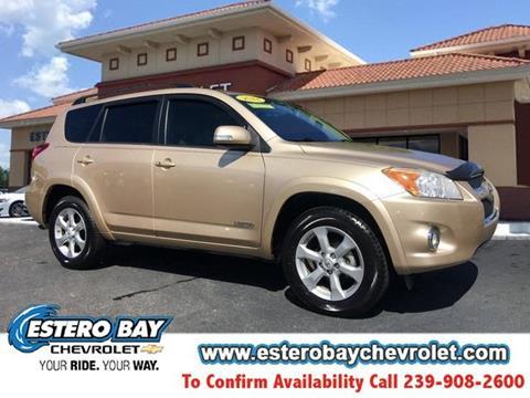 2012 Toyota RAV4 for sale in Estero FL