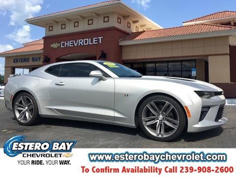 2016 Chevrolet Camaro for sale in Estero FL