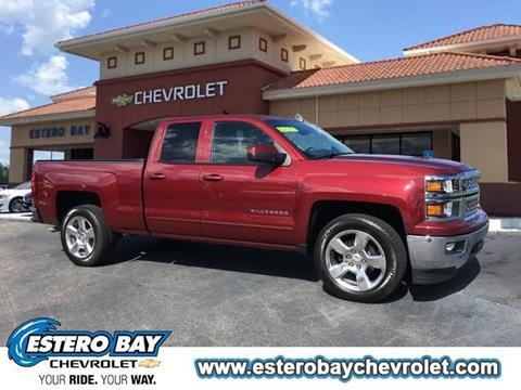 2015 Chevrolet Silverado 1500 for sale in Estero, FL
