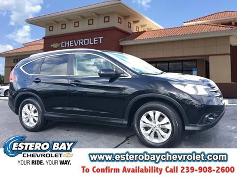 2012 Honda CR-V for sale in Estero, FL