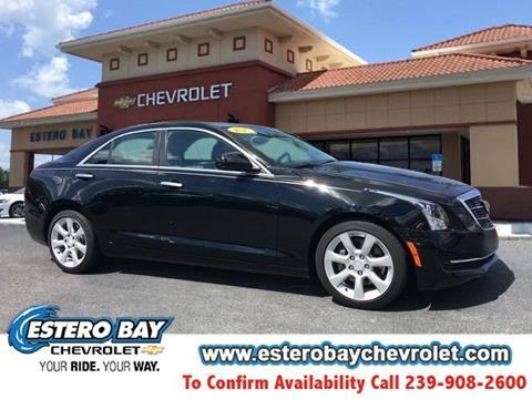2016 Cadillac ATS for sale in Estero, FL