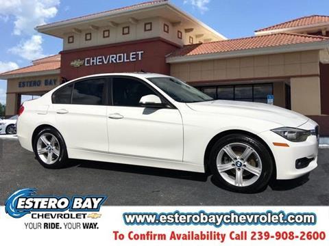 2012 BMW 3 Series for sale in Estero FL