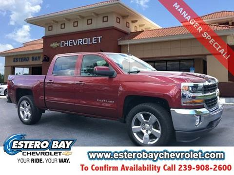 2017 Chevrolet Silverado 1500 for sale in Estero FL