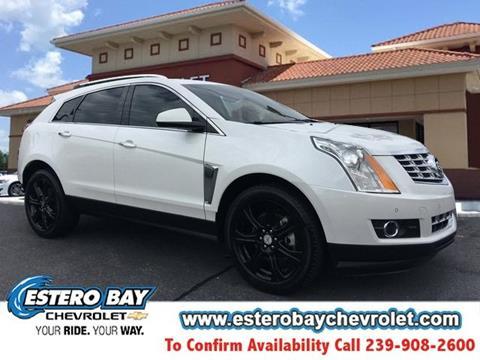 2016 Cadillac SRX for sale in Estero FL
