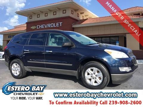 2012 Chevrolet Traverse for sale in Estero, FL