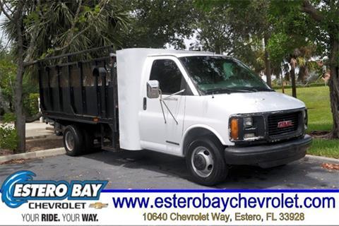 2001 GMC Safari Cargo for sale in Estero, FL