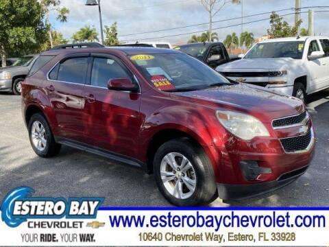 2011 Chevrolet Equinox for sale in Estero, FL