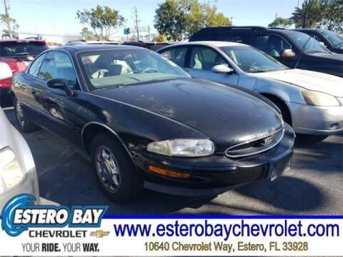 1998 Buick Riviera for sale at Estero Bay Chevrolet Inc in Estero FL