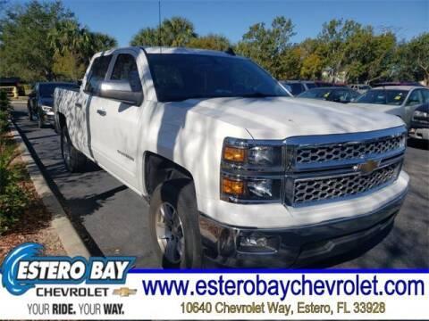 2015 Chevrolet Silverado 1500 for sale at Estero Bay Chevrolet Inc in Estero FL