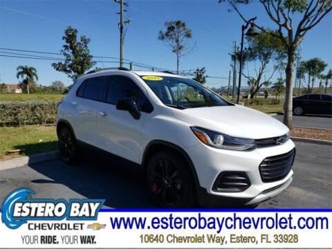 2019 Chevrolet Trax for sale at Estero Bay Chevrolet Inc in Estero FL