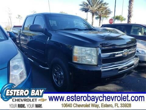 2010 Chevrolet Silverado 1500 for sale at Estero Bay Chevrolet Inc in Estero FL