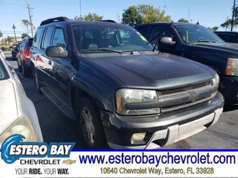 2003 Chevrolet TrailBlazer for sale at Estero Bay Chevrolet Inc in Estero FL
