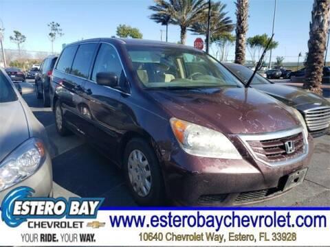2009 Honda Odyssey for sale at Estero Bay Chevrolet Inc in Estero FL