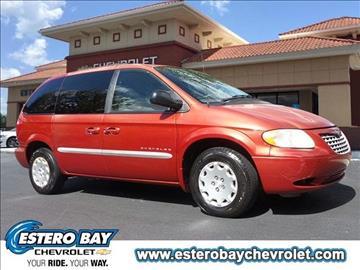 2001 Chrysler Voyager for sale in Estero, FL
