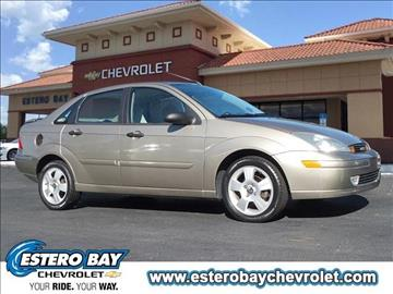 2004 Ford Focus for sale in Estero, FL