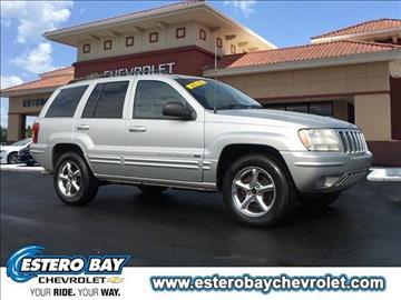 2002 Jeep Grand Cherokee for sale in Estero, FL