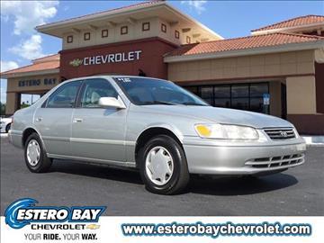 2000 Toyota Camry for sale in Estero, FL