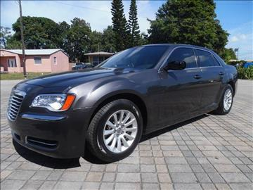 2014 Chrysler 300 for sale in Miramar, FL