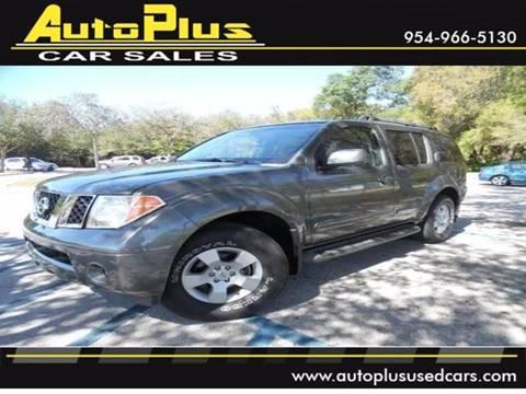 2006 Nissan Pathfinder for sale in Miramar, FL