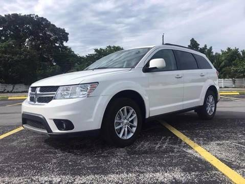 2016 Dodge Journey for sale in Miramar, FL