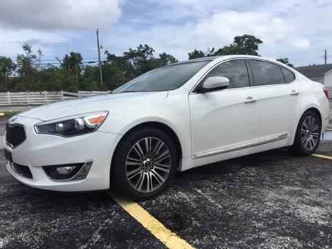 2015 Kia Cadenza for sale in Miramar, FL