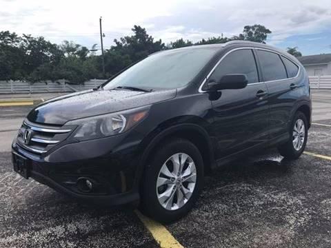 2014 Honda CR-V for sale in Miramar, FL