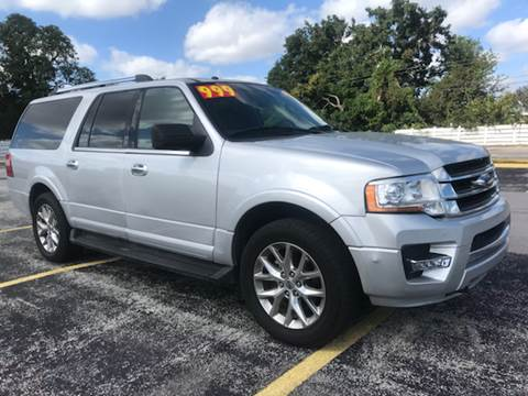 Ford Expedition El For Sale In Miramar Fl