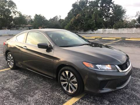 2014 Honda Accord for sale in Miramar, FL