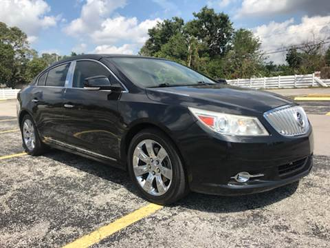 Used 2010 Buick Lacrosse For Sale Carsforsale Com