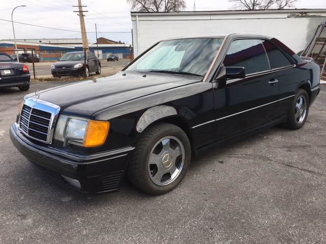 1990 Mercedes-Benz 300-Class for sale at Bob Fox Auto Sales in Port Huron MI
