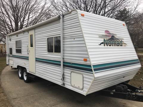 2001 Nomad Scout for sale in Port Huron, MI