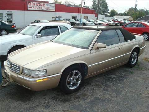 1995 Cadillac Eldorado for sale in Port Huron, MI