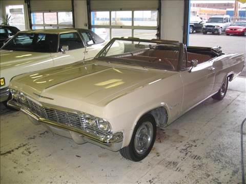 1965 Chevrolet Impala for sale in Port Huron, MI