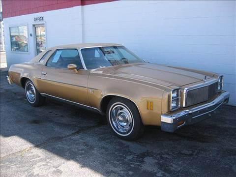 1977 Chevrolet MaIibu Classic
