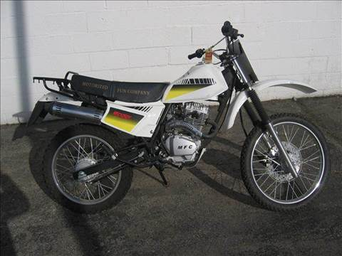 2004 Motorized Fun Company 125 cc