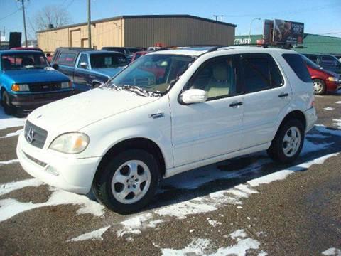 2003 Mercedes-Benz M-Class for sale in Port Huron, MI