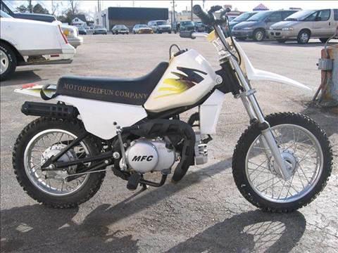 2004 Motorized Fun Company MFC80PY for sale at Bob Fox Auto Sales in Port Huron MI