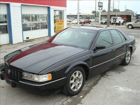1996 Cadillac Seville for sale at Bob Fox Auto Sales in Port Huron MI