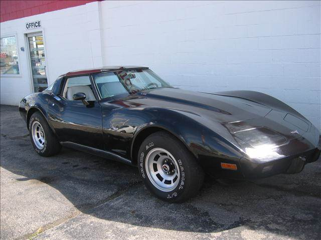 1979 Chevrolet Corvette for sale at Bob Fox Auto Sales in Port Huron MI