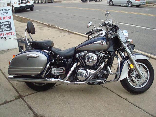 2004 Kawasaki Vulcan 1500 for sale at Bob Fox Auto Sales in Port Huron MI