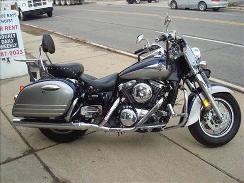 2004 Kawasaki Vulcan 1500 for sale at Bob Fox Auto Sales in Port Huron MI